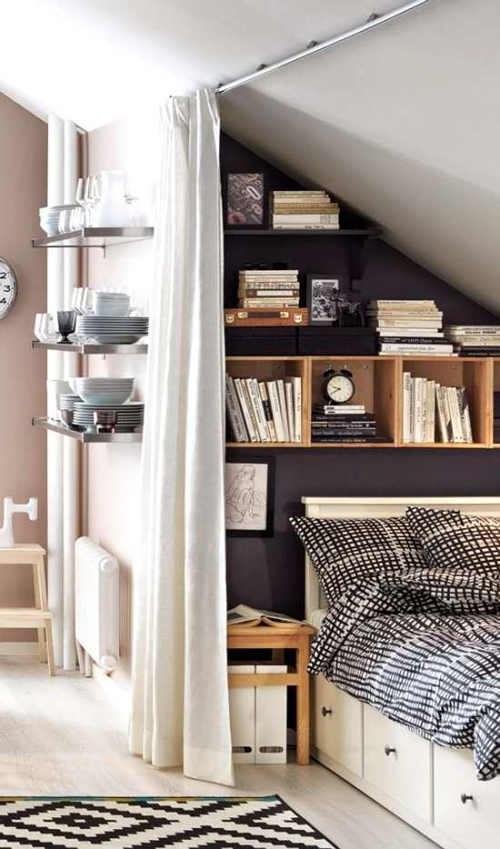 Big ideas, small spaces and furniture