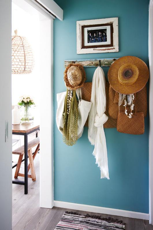 Color and ideas for the Entryway