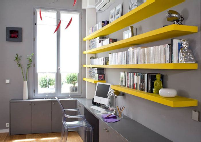 Color solutions for small spaces