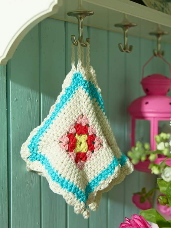 Decorated With Crocheted Details