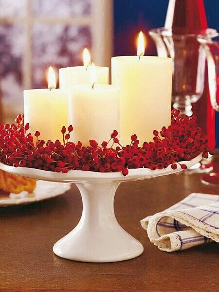 Christmas Decor: DIY Centerpiece