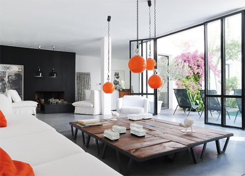 How to decorate with pendant lights