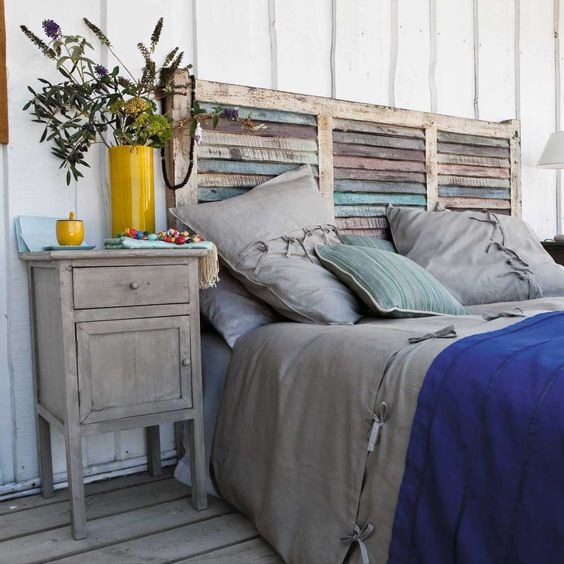 Idea to renew the bed