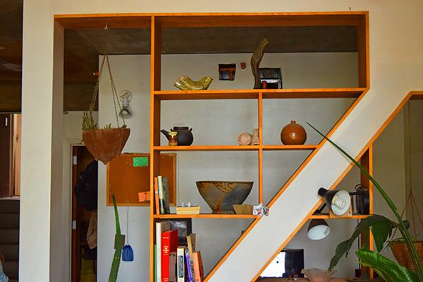 original shelves